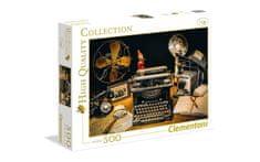 Clementoni 35040 The Typewriter slagalica, 500 komada