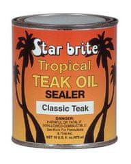 Star brite  Tropický týkový olej Classic: 12