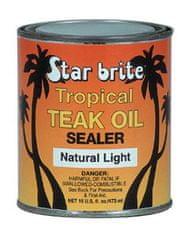 Star brite  Tropický týkový olej Light: 12
