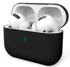 EPICO Silikonska kutija za slušalice Airpods Pro - crna (9911101300014)