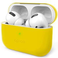 EPICO Epico Silicone Cover silikonska zaštita za AirPods Pro (9911101600011), žuta
