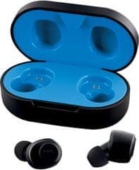 Buxton REI-TW 200 TWS, čierna/modrá