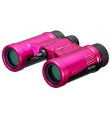 Ricoh Pentax UD 9x21 daljnogled, roza