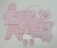 Just Too Cute dziewczęcy zestaw prezentowy – panda