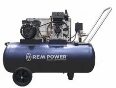 REM POWER E 349/8/100 batni kompresor, 230 V