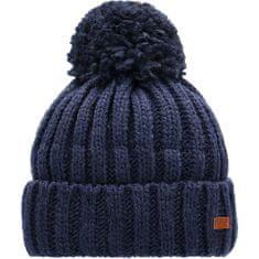 Maximo dievčenská pletená čiapka s brmbolcom