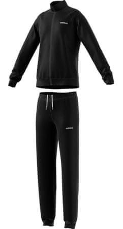 Adidas Dres dziewczęcy YG ENTRY TS 110 czarny