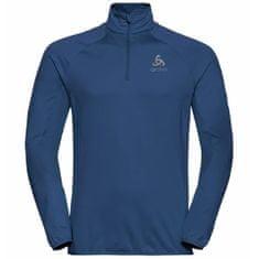 ODLO Carve Light 1/2 Zip muška majica, Estate Blue, (B:20400)