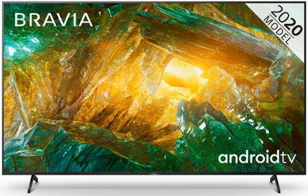 Sony 4K KD-65XH8096 televizor, Android