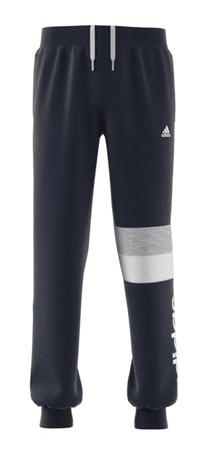 Adidas YB LIN CB PANT hlače trenirke za dječake, plava, 116