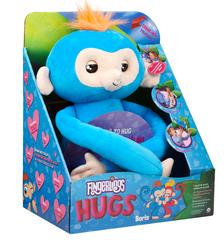 Fingerlings Hugs opica, modra 3531