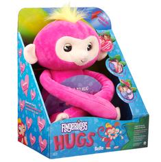 Fingerlings Hugs opica, roza 3532