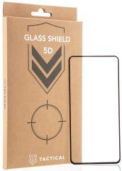 Tactical Glass Shield 5D pre Samsung Galaxy A71 Black 2452051