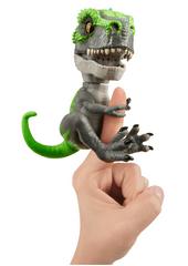 Fingerlings Untamed T-Rex dinozaver Tracker, zelen 3788