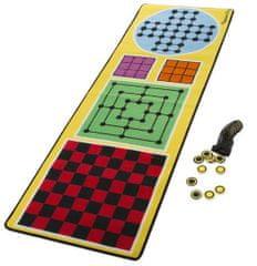 Melissa & Doug Hrací koberec - 4 hry