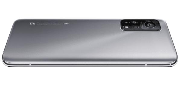 Xiaomi Mi 10T Pro Lunar Silver trojitý fotoaparát ultraširokouhlý objektív vysoké rozlíšenie portrétový objektív umelá inteligencia
