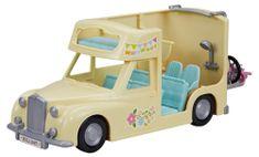 Sylvanian Families Családi lakókocsi 5454