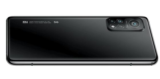 Xiaomi Mi 10T Pro Cosmic Black trojitý fotoaparát ultraširokouhlý objektív vysoké rozlíšenie portrétový objektív umelá inteligencia
