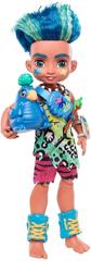 Mattel Cave Club Baba Slate Dínó állatkával