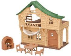 Sylvanian Families Faház bútorokkal 5451