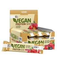 VPLAB Vegan proteinska ploščica, rdeče sadje, 60 g