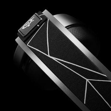 Słuchawki Arctis 9, czarne (61484) bezprzewodowe Bluetooth Wifi dźwięk przestrzenny