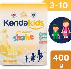 Kendamil Kendakids banánový instantní nápoj pro děti (400 g)