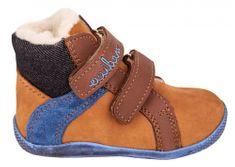 Medico detská kožená zimná členková obuv EX4867/M132