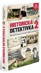 autorů kolektiv: Historická detektivka 2 - Největší kauzy českých dějin pod lupou