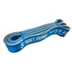 Sportvida Odporová guma Power Band Sportvida 208x44x0,45 cm dvojbarevná