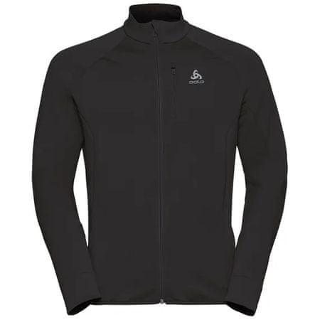 ODLO Carve CeramiWarm Full Zip moška jakna, črna, L (B:15000)