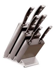 Wüsthof 1090570601 IKON Sada nožov v stojane/bloku, 6 dielov, hnedý jaseň