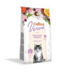 Calibra Verve Cat Verve GF Indoor & Weight Chicken 3,5 kg NEW