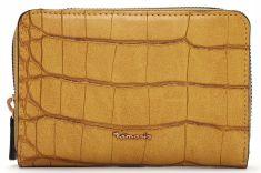 Tamaris női sárga pénztárca 30738