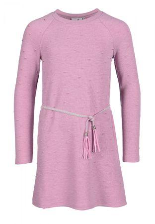 Happy Girls lány ruha, rózsaszín, 146