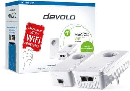 DEVOLO zestaw startowy Magic 2 WiFi next Starter Kit (8621)
