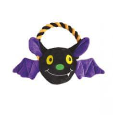 RECORD Horor igračka, šišmiš, s užetom, 20 cm