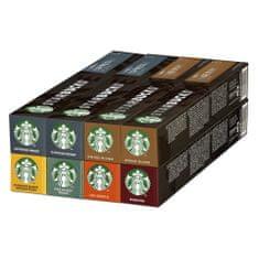 Starbucks By Nespresso Mix Box 446 g