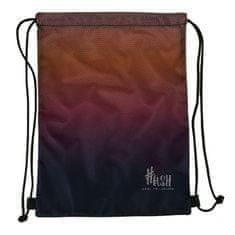 Astra Sportovní pytlík / taška na záda Smoky Purple, 507020038