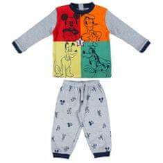 Disney Dětské pyžamo Mickey Mouse