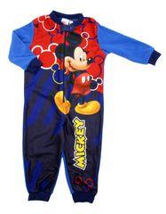 """SETINO Chlapčenské zateplené pyžamo """"Mickey Mouse"""" - svetlo modré"""