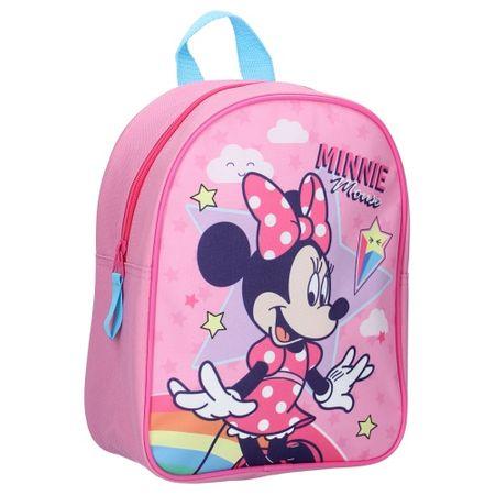 """Vadobag Plecak dziecięcy """"Myszka Minnie - Stars and Rainbows"""" - różowy"""