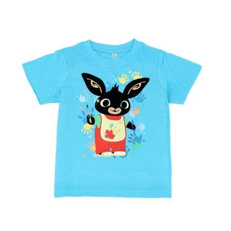 """SETINO Fantovska majica """"Bing"""" - svetlo modra - 92–98 / 2–3 leta"""