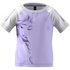 Adidas dívčí tričko LG DY FRO Tee