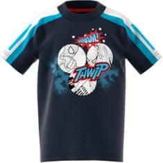 Adidas t-shirt chłopięcy LB DY SM Tee