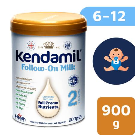Kendamil haladó tápszer 2 (900 g) új recept