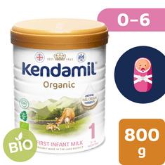 Kendamil 100% BIO kojenecké mléko 1 - 800 g