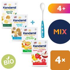 Kendamil Bio/organická variace kojeneckých kaší 4x150g