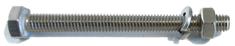 Mastrant  Screw set M6 for Guying Mast Clamp MA2