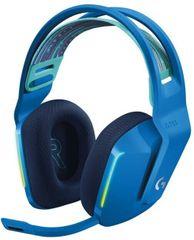 Logitech G733 Lightspeed bežične slušalice, plave